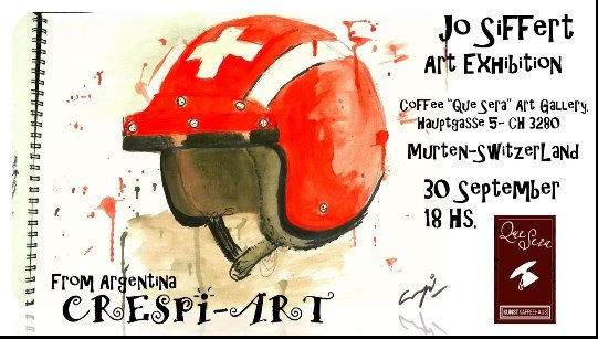 Crespi Art in Que sera-Murten- Jo Siffert HP